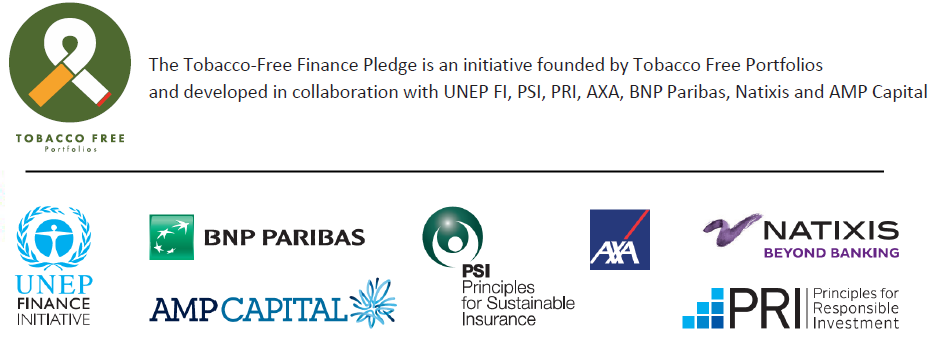 tobacco free finance unep fi principles for sustainable insurance