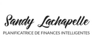 Sandy Lachapelle planificatrice financière (Canada)