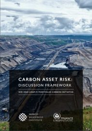 carbon-asset-risk_discussion-framwork