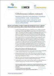 global-insurance-industry-statement