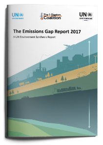 The Emissions Gap Report 2017 and the 1 Gigaton Coalition Report