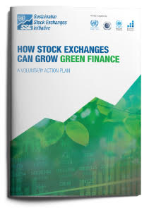 How Stock Exchanges can Grow Green Finance