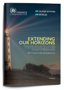 Extending our Horizons: Assessing Credit Risk and Opportunity in a Changing Climate