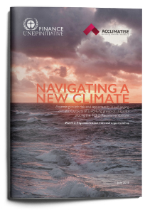 Navigating a New Climate: Assessing Credit Risk and Opportunity in a Changing Climate