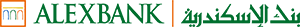 Alexbank logo