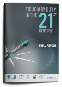 Fiduciary Duty in the 21st Century Final Report