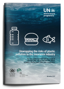 Unwrapping the risks of plastic pollution to the insurance industry