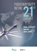 Fiduciary Duty in the 21st Century programme: Final Activity Report 2015-2019