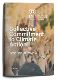Collective Commitment to Climate Action: Year One in Review
