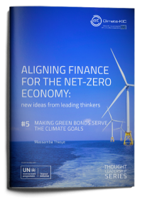 Aligning Finance for the Net-Zero Economy: Thought Leadership Papers 5 & 6